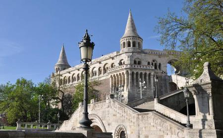 Budapest: Buda Castle Private Walking Tour