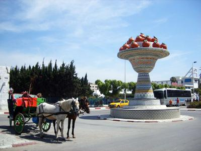 Nabeul Weekly Market and Wine Tasting from Hammamet