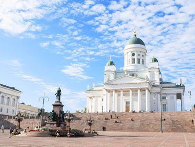 Helsinki Panorama Sightseeing Audio City Tour