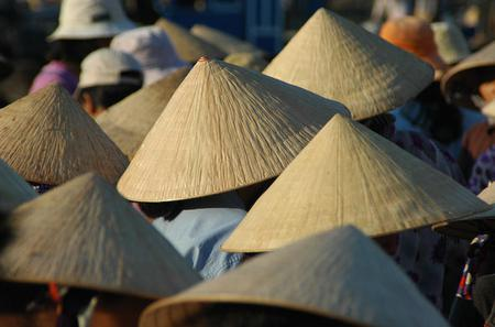 Conical Hat Workshop in Hanoi