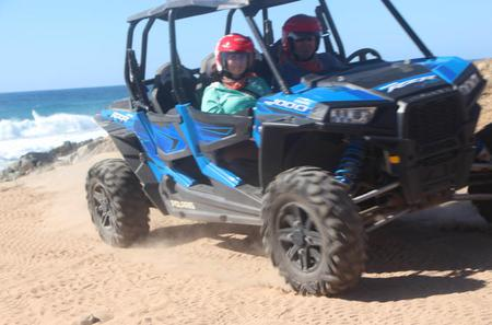 Migrino Desert and Beach ATV Tour