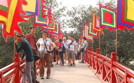 Hanoi Hertiage Sites Half-Day Tour