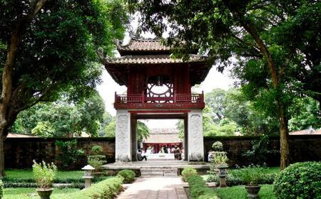 Hanoi Highlights Day Tour