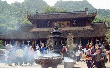 Perfume Pagoda - 1 day