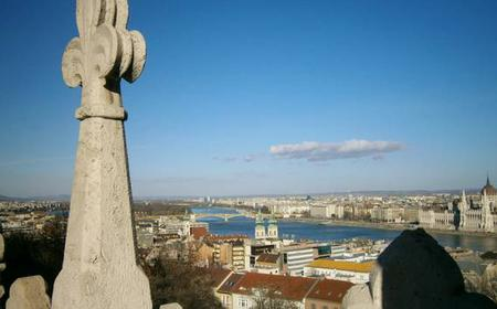 Budapest: Walking Tour of Buda Castle District