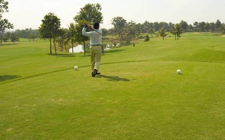 Hanoi: Chi Linh Star Golf & Country Club Golfing Trip