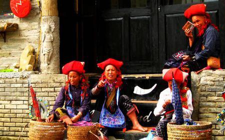 From Hanoi: Sapa Overnight Tribal Village Trek