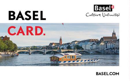 BaselCard with discounts