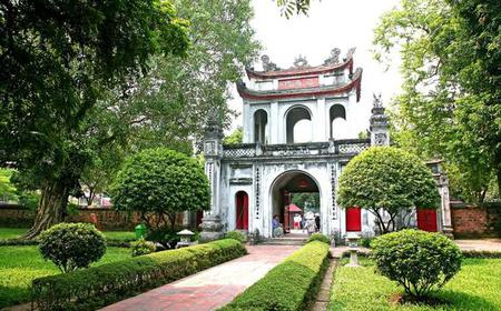 Hanoi: Half-Day City Tour