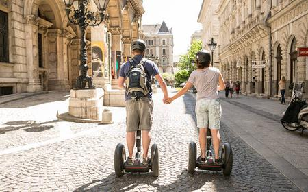 Budapest 2.5-Hour Private Guided Segway Tour