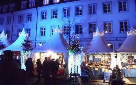 Heidelberg: Christmas market tours for groups