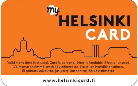 Helsinki Card -Free City Tour, Transportation & Museum Entry