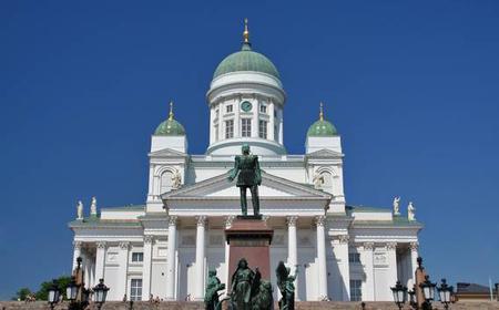 Shore Excursion: Best of Helsinki Group Tour