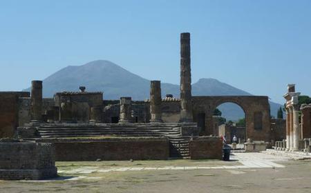 From Sorrento: Herculaneum & Pompeii Private Full-Day Tour
