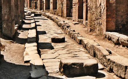 Pompeii and Herculaneum 4-Hour Tour