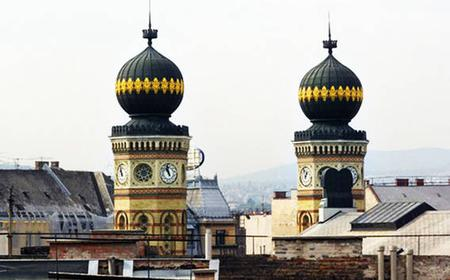 Budapest: Half-Day Small Group Jewish History Tour