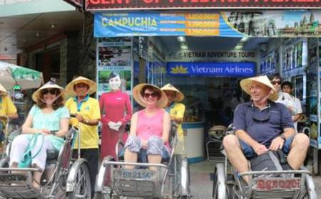 Discover Ho Chi Minh City Cyclo Trip