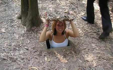 Cu Chi Tunnels 6-Hour Tour from Ho Chi Minh City