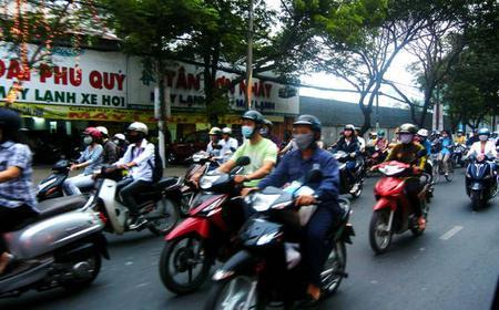 Half-Day Saigon Motorbike Tour
