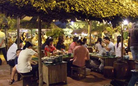 Ho Chi Minh City by Night - Boat Trip & Dinner