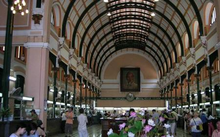 Ho Chi Minh City: Full-Day Sightseeing Tour with Lunch