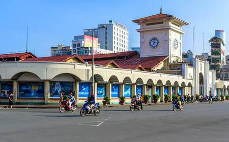 Saigon: Sights and Local Markets Full-Day Cyclo Tour