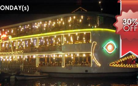 Ho Chi Minh City By Night: Evening Cruise and Dinner