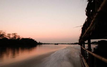 Ho Chi Minh City and Jungle Canals Boat Tour