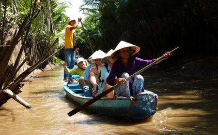 Cu Chi Tunnels & Mekong Delta: Full-Day Guided Tour