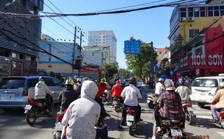 Saigon: Full-Day Scooter Tour