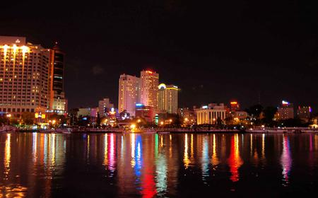 Ho Chi Minh City: Private Dinner Cruise on the Saigon River