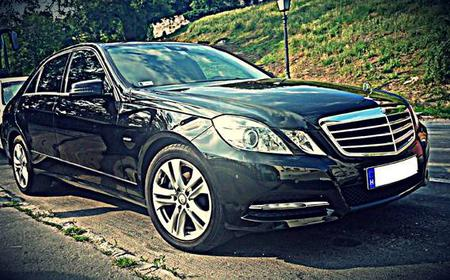 Budapest-Vienna Private Transfer by Executive Vehicle