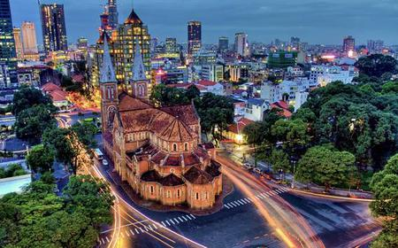 Private Full-Day Ho Chi Minh City & Cu Chi Tunnels Tour