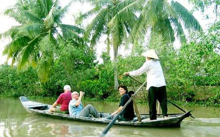 Mekong Delta and Cu Chi Tunnels: Private Full-Day Tour