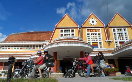 Saigon to Hoi An: 9-Day Easy Rider Motorbike Tour