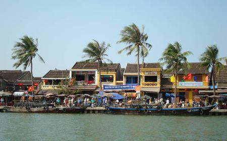 Thu Bon River Boat Trip: Half-Day Tour from Hoi An