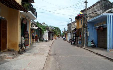 Hoi An Half-Day Guided Walking Tour