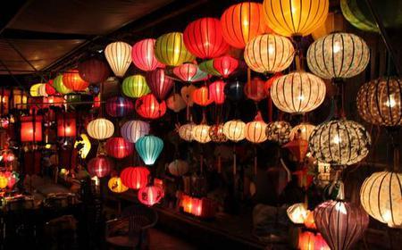 Hoi An: Lantern-Making Half-Day Tour