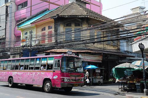 Charoen Krung Road