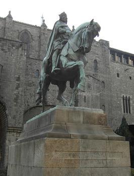 Estàtua de Ramon Berenguer III el Gran