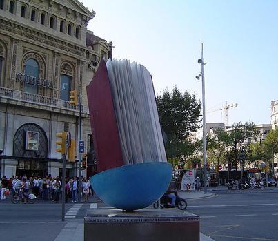 Monument al Llibre