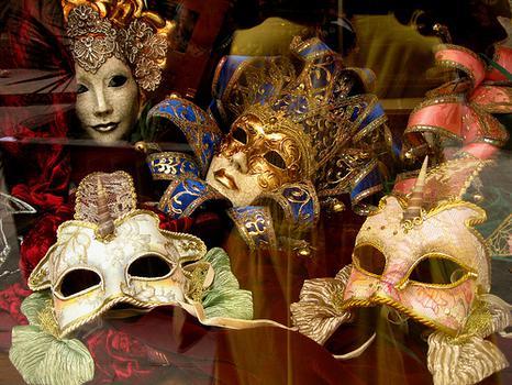 Arlequí Mascaras