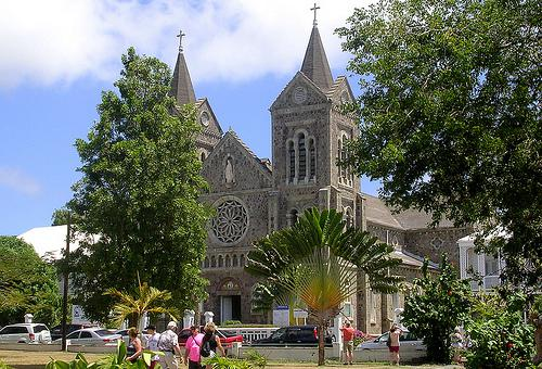 Basseterre Co-Cathedral of Immaculate Conception