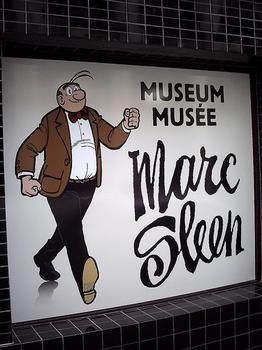 Musée Marc Sleen