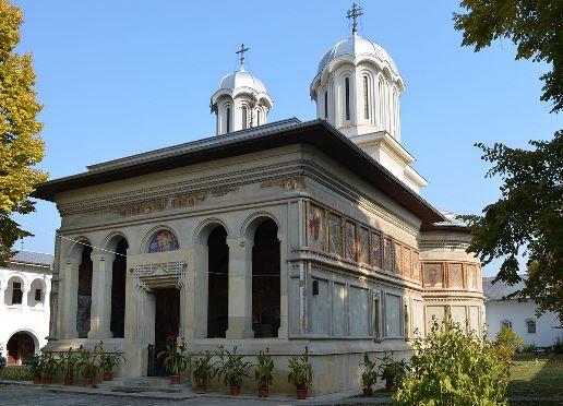 Caldarusani Orthodox Monastery