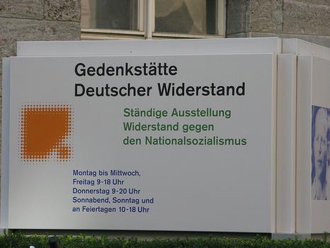 Gedenkstaette Deutscher Widerstand