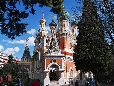 La Cathedrale Orthodoxe Russe Saint-Nicolas