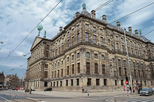 Amsterdam Royal Palace