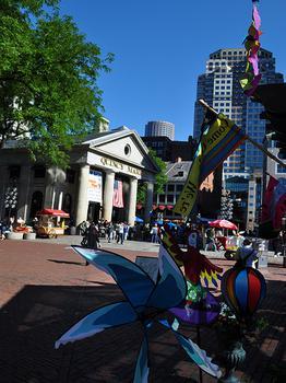 Boston National Historical Park Visitor Center