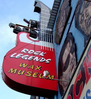 Niagara Wax Museum